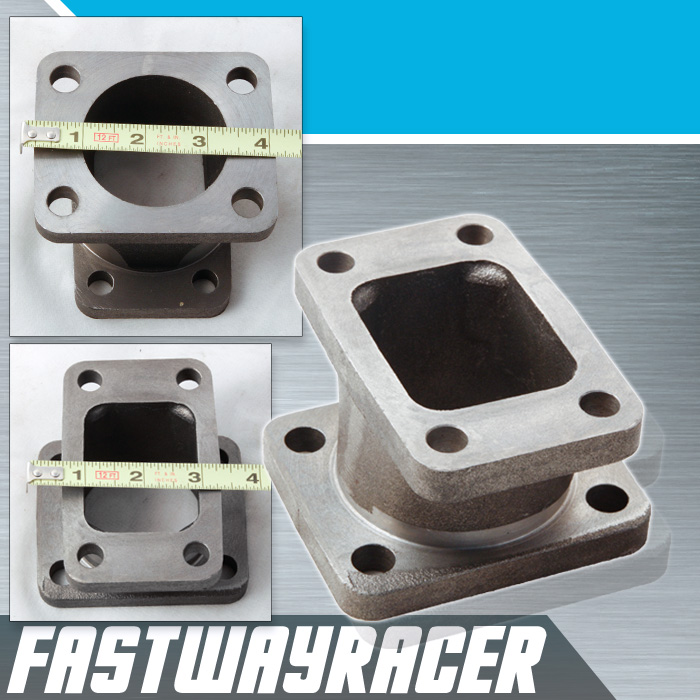 Td05 14b Turbo: T3 To TD05 Turbo Charger Turbo Manifold Flange Adapter