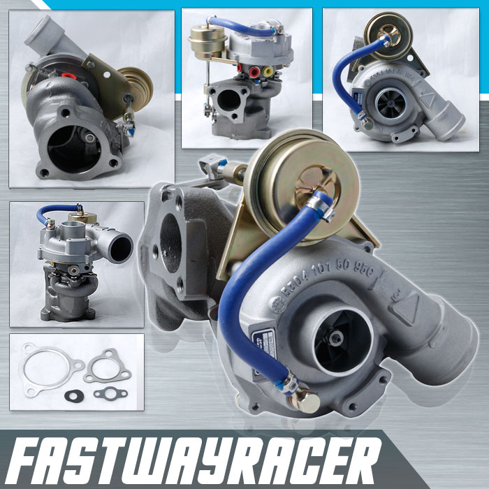 96-03 A4 Passat 1.8T 1.8L K04 KO4 Turbo Charger OEM Upgrade Bolt On ...