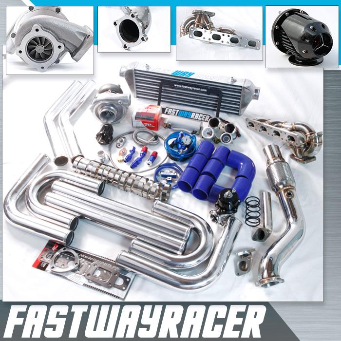 E36 325is Turbo Kit Bmw E36 4cyl T3/t4 Turbo Kit