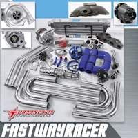 06-11 Honda Civic SI K20 T3/T4 Turbo Kit with Turbonetics Turbo Charger
